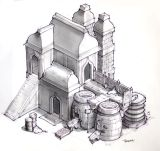 Concept Art - Persian Smelter